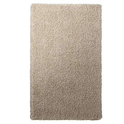 "Fieldcrest® Luxury Bath Rug - Light Taupe (20x34"")"