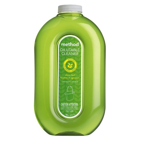 Method® Citrus Leaf Dilutable Cleaner 25 oz