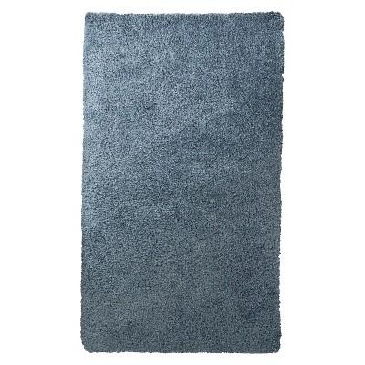 """Bath Rug - Shadow Teal (24x38"""") - Fieldcrest™"""