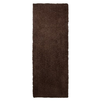 "Fieldcrest® Luxury Bath Runner - Morel Brown (60x22"")"