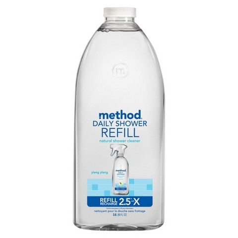 Method Daily Shower Spray Cleaner Refill - 68oz.