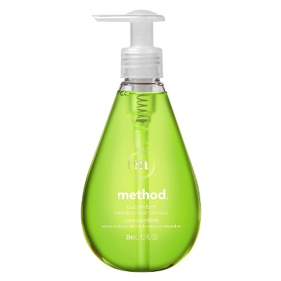 Method Cucumber Hand Wash 12 oz