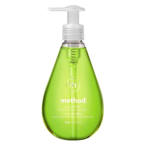 Method Cucumber Hand Wash 12 oz