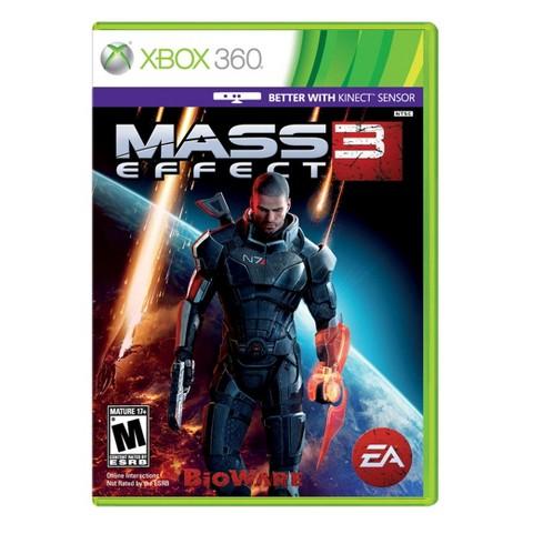 Mass Effect Xbox Controls Mass Effect 3 Xbox 360