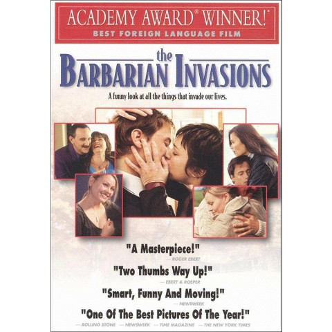 The Barbarian Invasions (Widescreen)