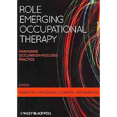 Role Emerging Occupational Therapy (Paperback)