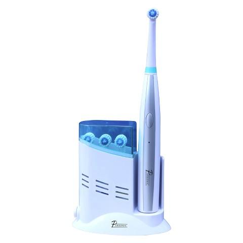PURSONIC S300 DELUXE PLUS Toothbrush with 12 BONUS Brush Heads