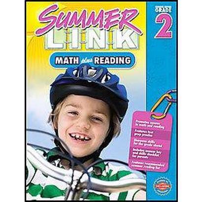 Math Plus Reading Gr 2 (Workbook) (Paperback)