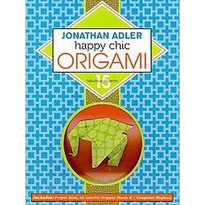 Jonathan Adler Happy Chic Origami (Mixed media product)