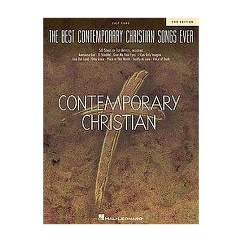 The Best Contemporary Christian Songs Ever (Paperback)