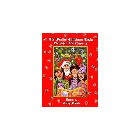The Beatles Christmas Book (Paperback)