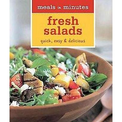Fresh Salads (Reprint) (Paperback)