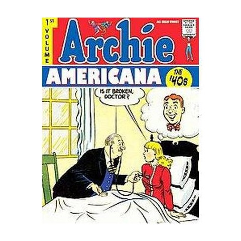 Archie Americana 1 (Hardcover)