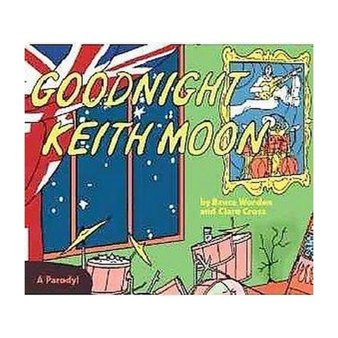 Goodnight Keith Moon (Hardcover)