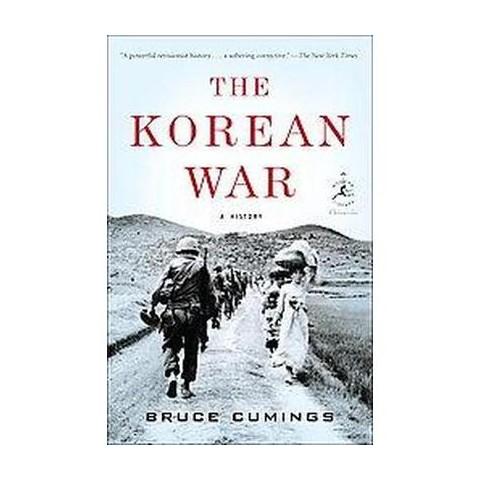 The Korean War (Reprint) (Paperback)