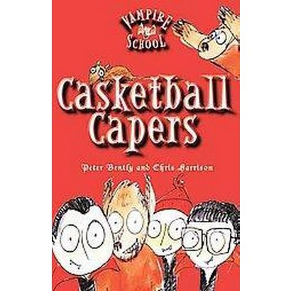 Casketball Capers (Reprint) (Hardcover)