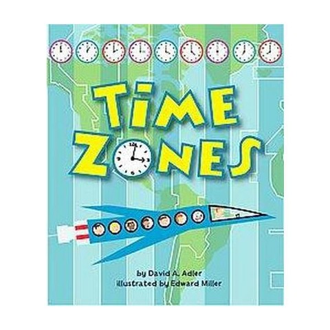 Time Zones (Paperback)
