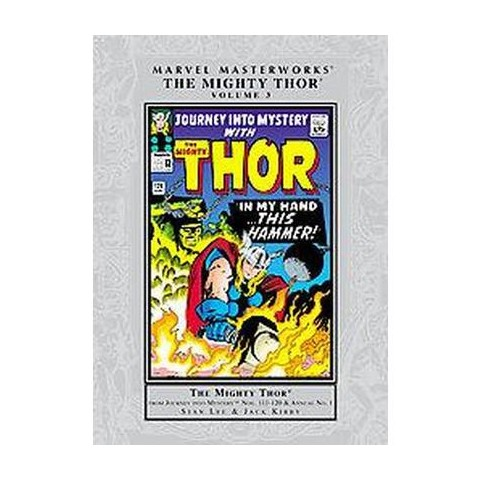 Marvel Masterworks: the Mighty Thor 3 (Paperback)