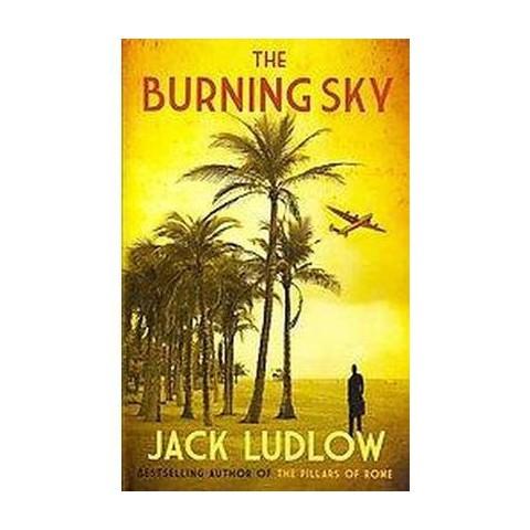 The Burning Sky (Hardcover)