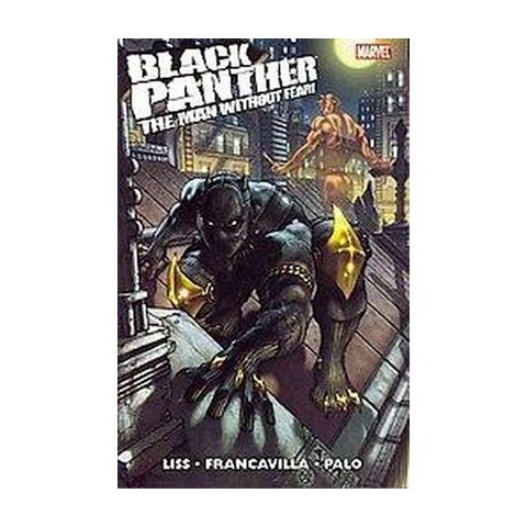 Black Panther: The Man Without Fear 1 (Paperback)