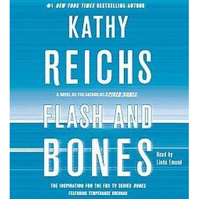Flash and Bones (Unabridged) (Compact Disc)