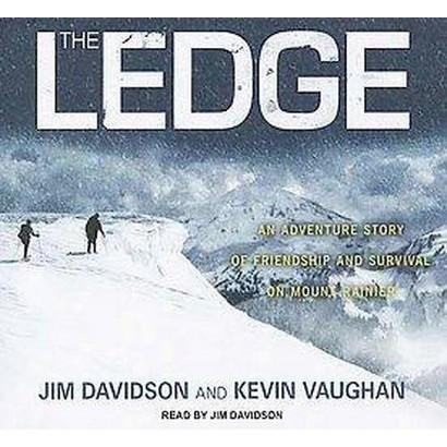 The Ledge (Unabridged) (Compact Disc)