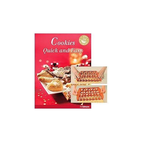 Cookies Quick and Easy (Hardcover)
