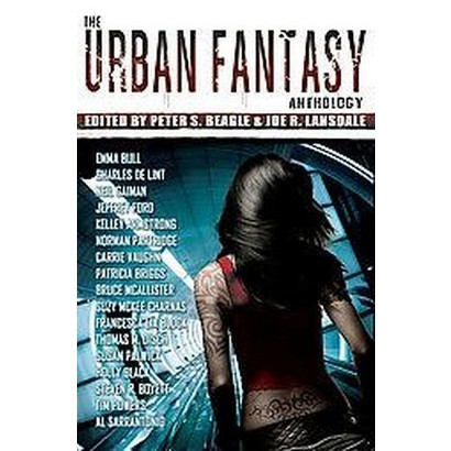 The Urban Fantasy Anthology (Paperback)