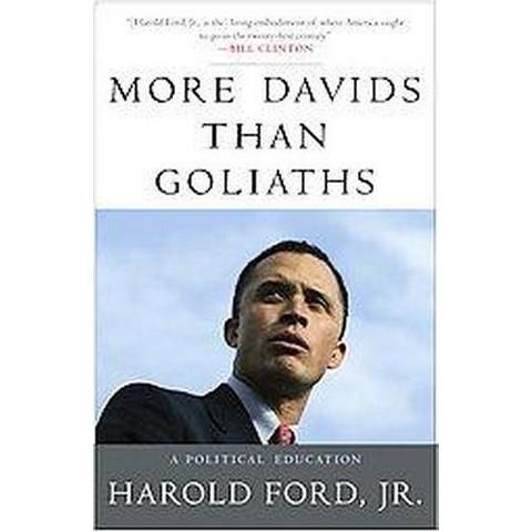 More Davids Than Goliaths (Reprint) (Paperback)