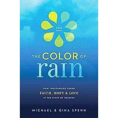 The Color of Rain (Hardcover)