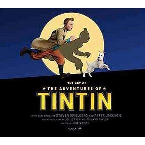 The Art of The Adventures of Tintin (Hardcover)