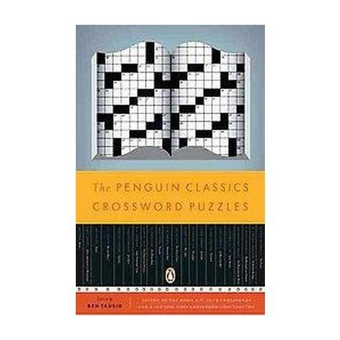 The Penguin Classics Crossword Puzzles (Paperback)