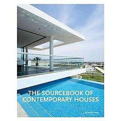 The Sourcebook of Contemporary Houses (Hardcover)