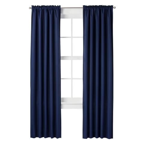 Room Essentials™ Thermal Light Blocking Curtain Panel Pair