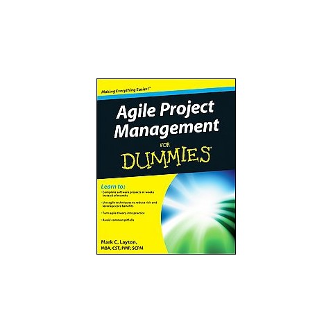 Agile Project Management for Dummies (Paperback)