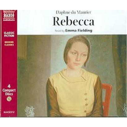 Rebecca (Abridged) (Compact Disc)