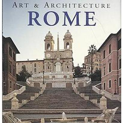 Art & Architecture Rome (Hardcover)