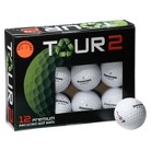 Bridgestone E7 Recycled 12 Pk Golf Balls-White