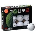Titleist NXT Tour Recycled 12 Pk Golf Balls-White