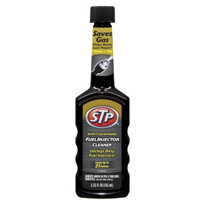 STP Super Concentrated Fuel Injector Cleaner 5.25-fl. oz.