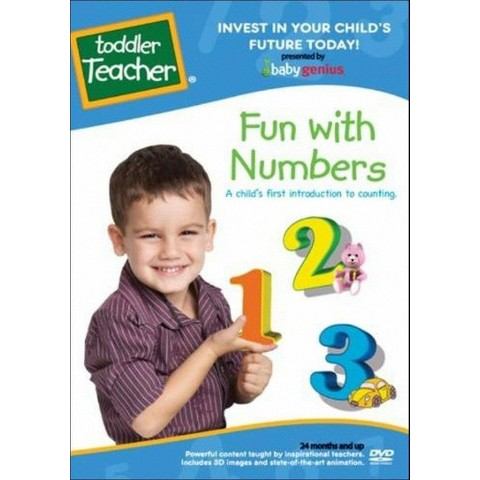 Toddler Teacher: Fun with Numbers (Widescreen)