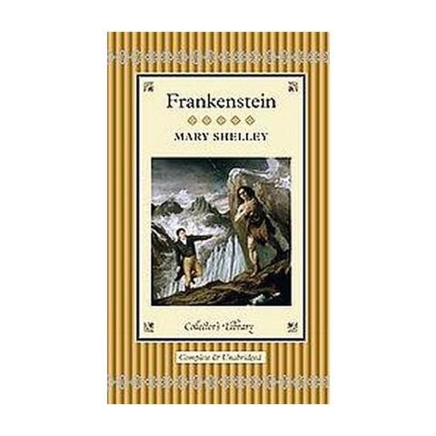 Frankenstein (Reprint) (Hardcover)