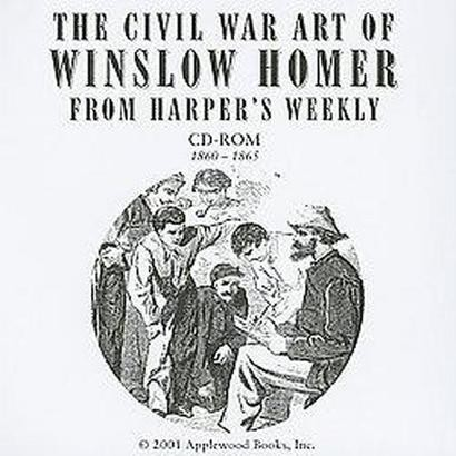 The Civil War Art of Winslow Homer from Harper's Weekly (CD-ROM)