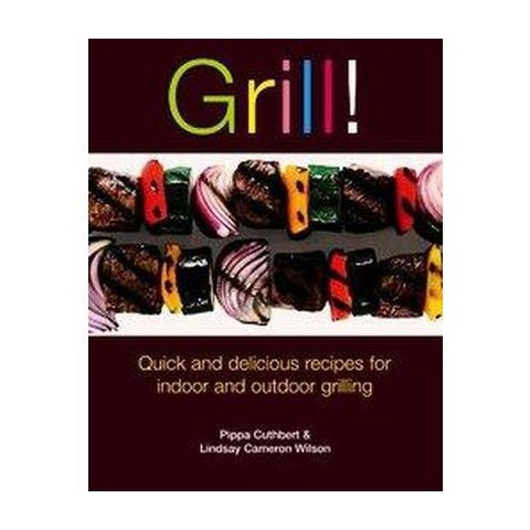 Grill! (Paperback)