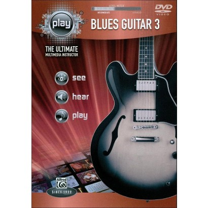 Alfred's Play Series: Blues Guitar, Vol. 3