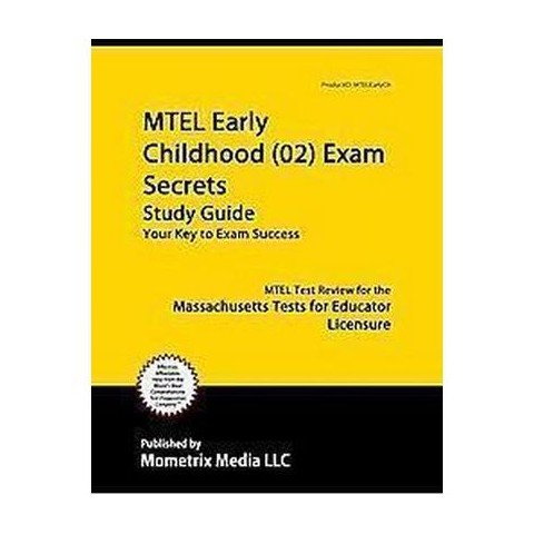 Mtel Early Childhood (02) Exam Secrets Study Guide (Paperback)