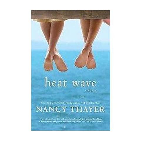 Heat Wave (Large Print) (Hardcover)