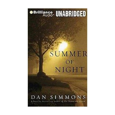 Summer of Night (Unabridged) (Compact Disc)