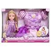 Disney Princess Rapunzel Doll & Toddler Dress Gift Set