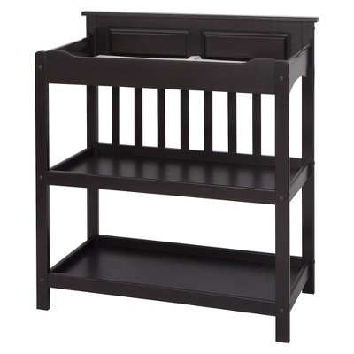 Child Craft Upscale Changing Table - Jamocha